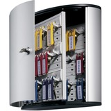 Durable 1952-23 36 Key Brushed Aluminum Cabinet