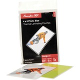 GBC HeatSeal LongLife Photo-Size Laminating Pouch
