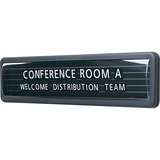 Quartet Magnetic Name Plate - 9003