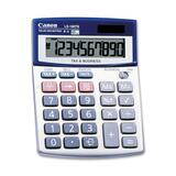 Canon LS100TSG Mini-desktop Calculator LS100TS