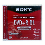 Sony DVD+R Double Layer Media