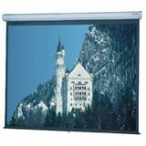 Da-Lite Model C Manual Wall and Ceiling Projection Screen 93227