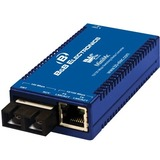 IMC MiniMc Twisted Pair to Fiber Media Converter - 85510620