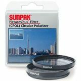 ToCAD Sunpak 52mm Coated Circular Polarizer Filter