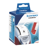 Dymo Large Lever Arch File Labels