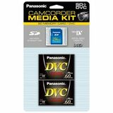 Panasonic Camcorder Media Kit