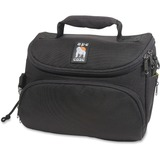 Camcorder/Digital Camera Case, Nylon, 10-5/8 x 4-7/8 x 8-1/4, Black  MPN:AC260
