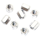 StarTech.com Nuts #4-40 x 6mm long 50 Pack