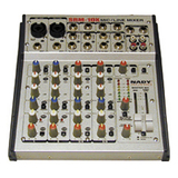 Nady SRM-10X 10-Channel Stereo Mic and Line Mixer - SRM10X