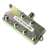 Steren 6-Way MATV F-Splitter