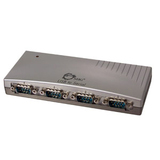 SIIG USB to 4-Port Serial Adpater JU-HS4011-S2