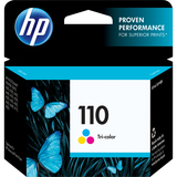 HP No.110 Tri-Color Ink Cartridge