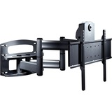 Peerless Articulating Dual-Arm with Vertical Adjustment