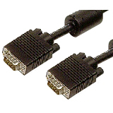Addlogix Premium VGA Monitor Cable with Ferrite Core