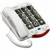 Clarity Ameriphone JV35 Amplified Corded Telephone - JV35