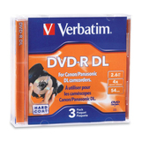 Verbatim 4x DVD-R Double Layer Media
