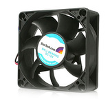 StarTech.com 70x25mm Replacement Ball Bearing PC Case Fan w/ TX3 Connector FAN7X25TX3