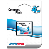Dane-Elec 4GB CompactFlash Card(12x)