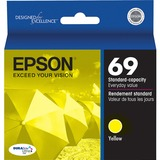 Epson Yellow Ink Cartridge For Stylus Cx5000 and Cx6000 Printers - T069420