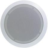 Pyle PylePro PDIC81RD - 250 W PMPO Speaker - 2-way - 2 Pack - White