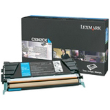 Lexmark Extra High Yield Cyan Toner Cartridge