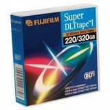 Fujifilm Super DLTtape I Cartridge 26300007