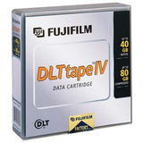 Fujifilm DLTtape IV TK88 Library Pack Barcode Label Cartridge 26112076