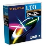 Fujifilm LTO Ultrium 1 Barcode Tape Cartridge 26200012