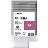 Canon LUCIA Magenta Ink Tank For IPF 500, 600 and 700 Printers - 0897B001