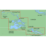 Garmin BlueChart: Lake of the Woods / Rainy Lake Digital Map