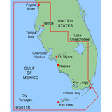 Garmin BlueChart: Southwest Florida Digital Map