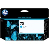 HP 70 Cyan Ink Cartridge C9452A