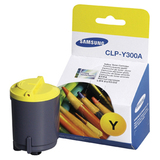 CLP-Y300A/XAA - Samsung CLP-Y300A Yellow Toner Cartridge