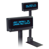 Logic Controls LD9900 Pole Display LD9900TUP-GY