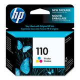 HP 110 Tri-color Ink Cartridge CB304AC#140