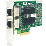 HP NC360T PCI Express Dual Port Gigabit Server Adapter