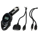 Scosche Digital FM Transmitter for iPod/MP3 Players
