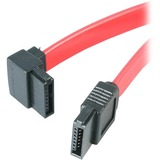 nGear 24 Inch Left Angle SATA Cable