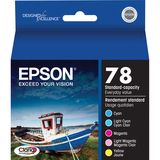 Epson Color Ink Cartridge - T078920