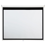 "Draper AccuScreen Manual Projection Screen - 92"" - 16:9 - Wall Mount, Ceiling Mount 800014"