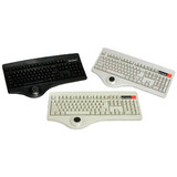 Keytronic Trackball-P1 Keyboard