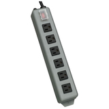 Tripp Lite Waber 6 Outlets Power Strip UL24RA-15