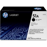 HP 51A Black Toner Cartridge Q7551A