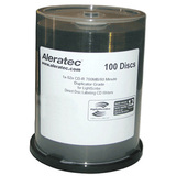 Aleratec LightScribe 52x CD-R Media