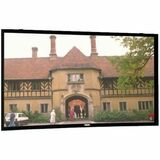 "Da-Lite Cinema Contour Fixed Frame Projection Screen - 119"" - 16:9 - Wall Mount 87170V"