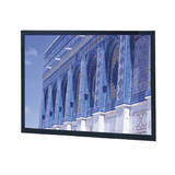 Da-Lite Da-Snap with Pro-Trim Fixed Frame Projection Screen