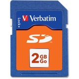 Verbatim 95407 2 GB Secure Digital (SD) Card 95407