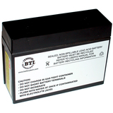 BTI UPS Replacement Battery Cartridge SLA10-BTI