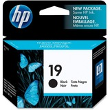 HP No. 19 Black Inkjet Cartridge