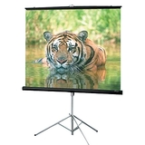 "Draper Consul Electric Projection Screen - 56.6"" - 1:1 - Portable 216001"